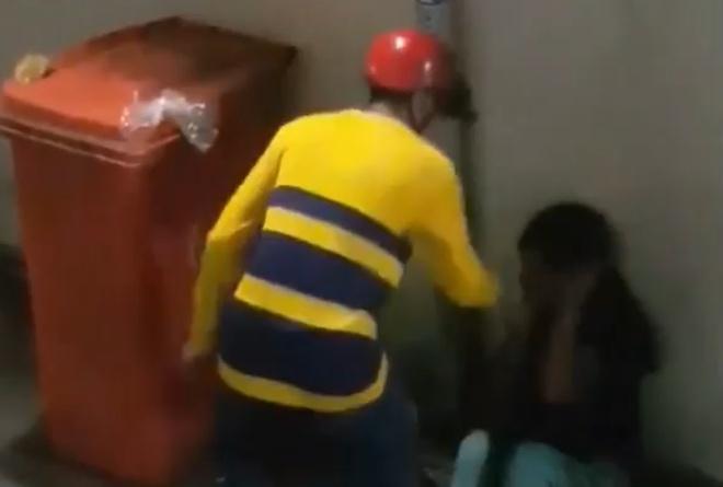 Vụ thanh niên giở trò đồi bại với cô gái ở TP.HCM: Người quay clip trần tình về việc không giải vây nạn nhân - Ảnh 2
