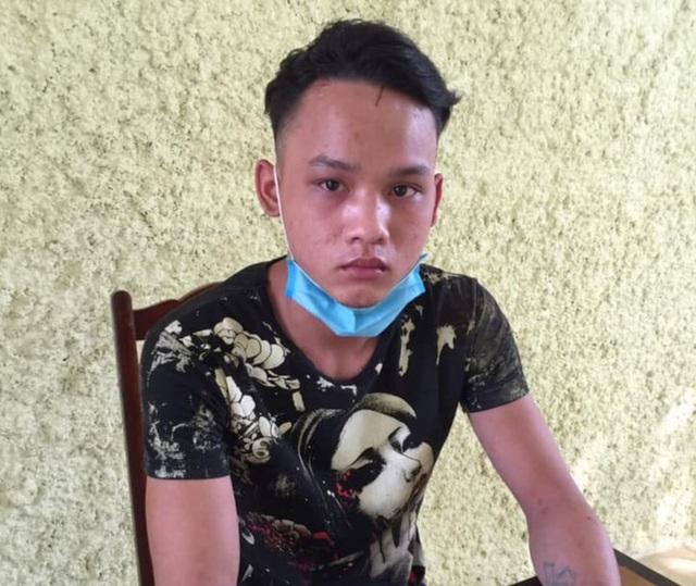 Tạm giữ hình sự nam thanh niên tông gãy chân trung úy CSCĐ ở Hà Nội - Ảnh 1