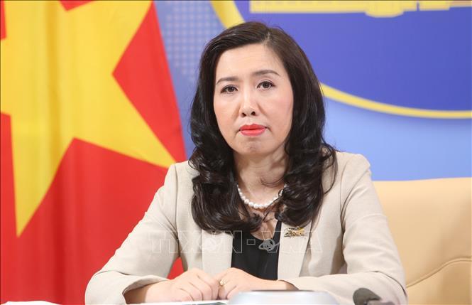 Việt Nam quan tâm, theo dõi sát tình hình phức tạp ở vùng biển của một số nước ASEAN - Ảnh 1