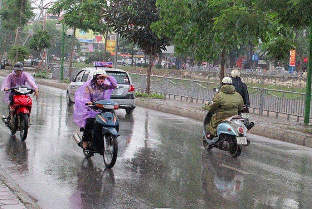 Tin tức dự báo thời tiết mới nhất hôm nay 26/4/2020: Miền Bắc tiếp tục mưa rét - Ảnh 1