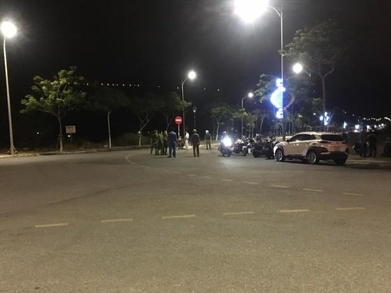 Hiện trường vụ 2 cảnh sát Đà Nẵng hy sinh khi truy bắt cướp và đua xe - Ảnh 4