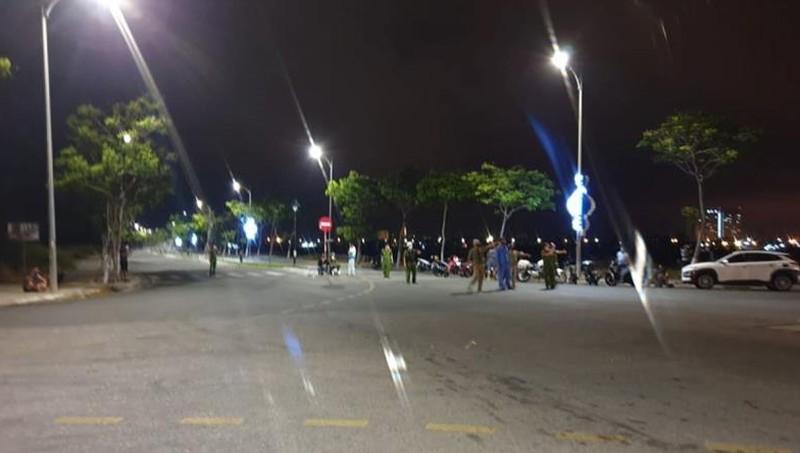 Hiện trường vụ 2 cảnh sát Đà Nẵng hy sinh khi truy bắt cướp và đua xe - Ảnh 5