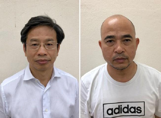 Khởi tố nguyên Tổng Giám đốc Tổng Công ty Dầu Việt Nam Nguyễn Xuân Sơn - Ảnh 1
