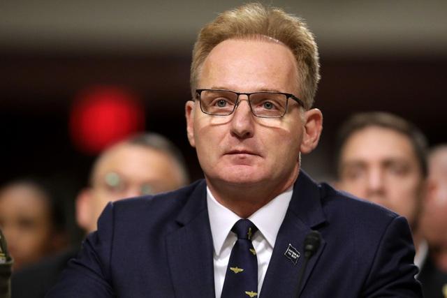 Quyền Bộ trưởng Hải quân Mỹ từ chức sau khi xúc phạm chỉ huy tàu sân bay Roosevelt - Ảnh 1