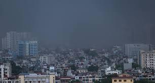 Tin tức dự báo thời tiết mới nhất hôm nay 12/5: Hà Nội có mưa dông - Ảnh 1