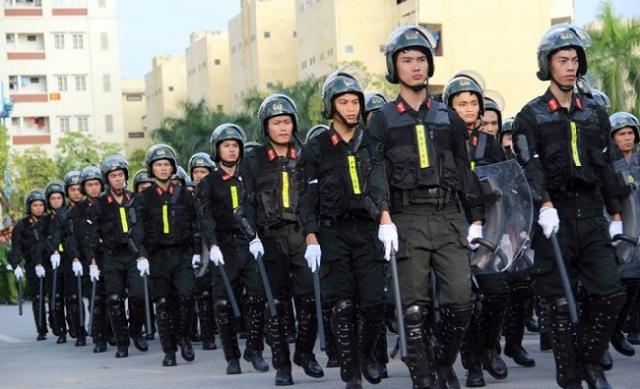 Từ năm 2020, cảnh sát cơ động được phạt những lỗi gì? - Ảnh 1