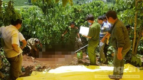 Xét xử người phụ nữ chém chết 3 bà cháu rồi chôn xác trong vườn cà phê - Ảnh 1