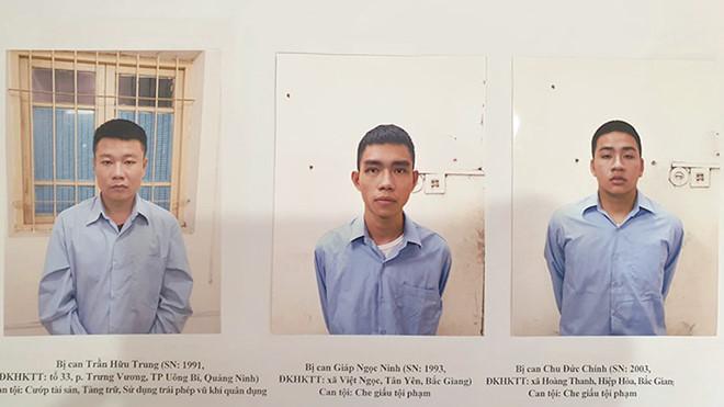 Vụ cướp ngân hàng ở Sóc Sơn: Hành trình phá án, buộc nghi phạm phải lộ diện - Ảnh 1