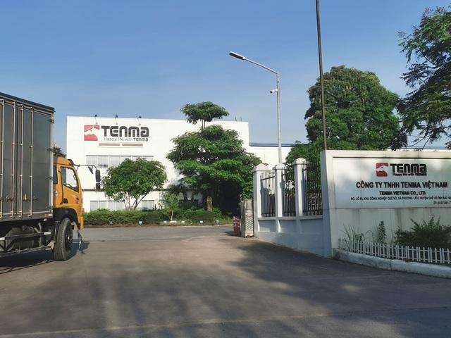 Vụ nghi vấn Công ty Tenma hối lộ công chức Việt Nam hơn 25 triệu yên: Chủ tịch tỉnh Bắc Ninh chỉ đạo kiểm tra - Ảnh 1