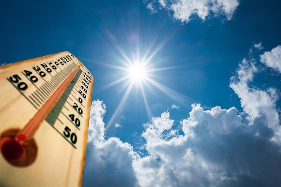 Tin tức dự báo thời tiết mới nhất hôm nay 28/5: Trung Bộ nắng nóng, Bắc Bộ có mưa rào - Ảnh 1