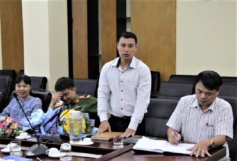 Hà Nội: Một chủ tịch phường viết đơn xin nghỉ vì không đáp ứng công việc - Ảnh 1