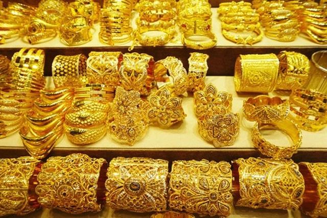 Giá vàng hôm nay 30/5/2020: Giá vàng SJC quay đầu tăng mạnh, tiến sát mốc 49 triệu đồng/lượng - Ảnh 1