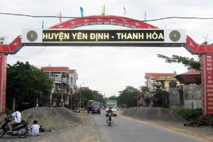 Vì sao đang nợ 52 tỷ đồng, huyện Yên Định lại xin xây tượng đài 20 tỷ đồng? - Ảnh 1