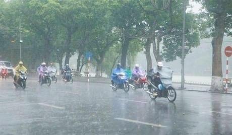 Tin tức dự báo thời tiết mới nhất hôm nay 9/5/2020: Hà Nội ban ngày nắng nóng, chiều tối mưa dông - Ảnh 1