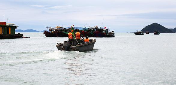 Ban chỉ đạo 389 quốc gia yêu cầu kiểm soát xuồng cao tốc Trung Quốc trên vùng biển Quảng Ninh - Ảnh 1