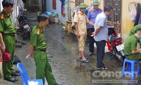 Bắt người đàn ông giết vợ ngay trước mặt con gái 2 tuổi ở Hà Giang - Ảnh 2