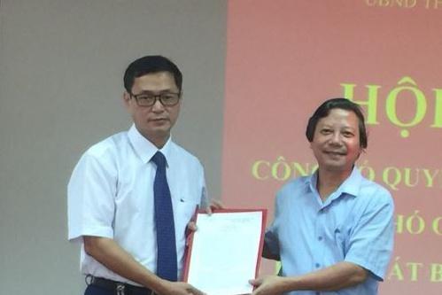 Phó Giám đốc bệnh viện Tim được bổ nhiệm phụ trách điều hành CDC Hà Nội - Ảnh 1