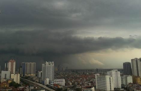 Tin tức dự báo thời tiết mới nhất hôm nay 16/6: Hà Nội mưa dông - Ảnh 1