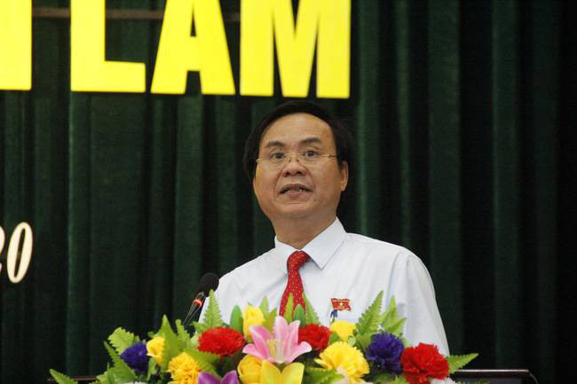 Thủ tướng phê chuẩn kết quả bầu ông Võ Văn Hưng làm Chủ tịch tỉnh Quảng Trị - Ảnh 1