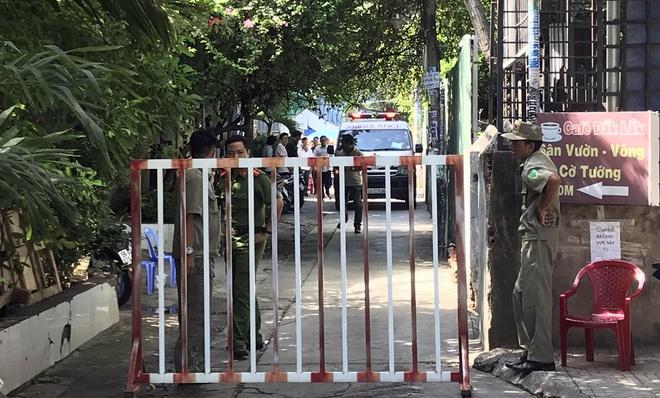Cháy phòng trọ ở TP.HCM, cha và con gái chết, mẹ bỏng nặng - Ảnh 3