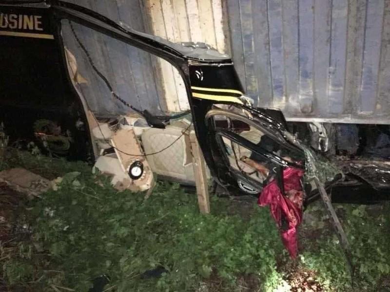 Danh tính 3 nạn nhân tử vong trong vụ xe Limousine bị container đè bẹp dúm - Ảnh 2