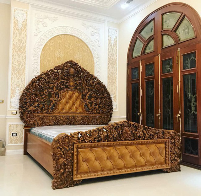 """Choáng ngợp với tòa """"lâu đài"""" 7 tầng, rộng 3 ha của """"đại gia sân golf"""" ở Nam Định - Ảnh 5"""