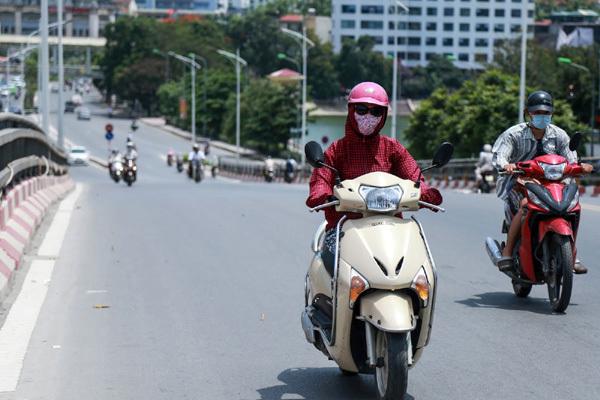 Tin tức dự báo thời tiết mới nhất hôm nay 3/6: Hà Nội ban ngày nắng 38 độ C, chiều tối mưa dông - Ảnh 1