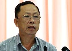 Những bí Thư, chủ tịch tỉnh xin nghỉ hưu sớm - Ảnh 3