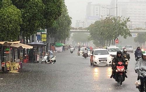 Dự báo thời tiết hôm nay 24/6: Miền Bắc ban ngày nắng nóng gay gắt, chiều tối có mưa dông - Ảnh 1