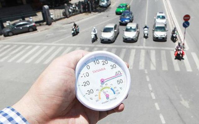 Dự báo thời tiết hôm nay 25/6: Hà Nội nắng nóng gay gắt, cảnh báo mưa đá vào chiều tối - Ảnh 1