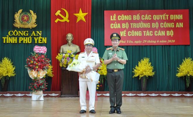 Chân dung tân Giám đốc Công an tỉnh Phú Yên - Ảnh 1