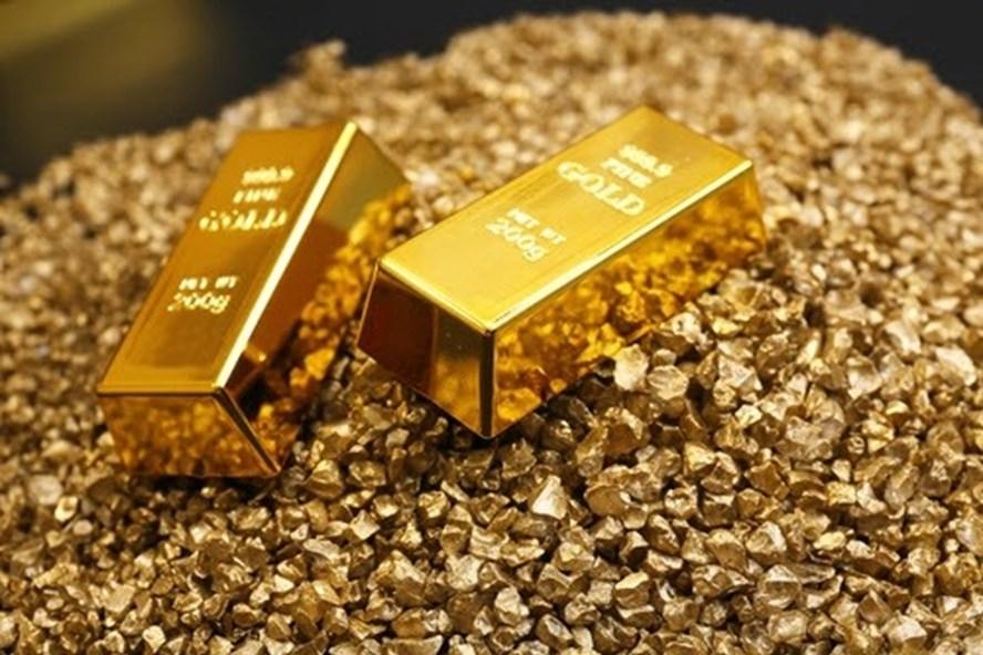 Giá vàng hôm nay 4/6/2020: Giá vàng SJC lao đốc, giảm tiếp 100.000 đồng/lượng - Ảnh 1