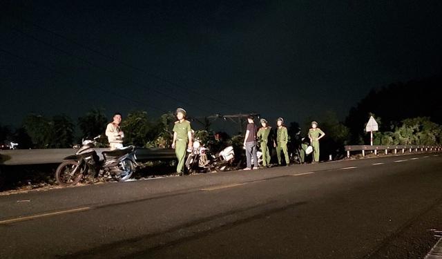 Chùm ảnh: Hàng trăm chiến sĩ công an, chó nghiệp vụ vây bắt phạm nhân vượt ngục trên núi Hải Vân - Ảnh 7