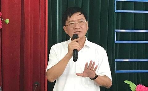 Kỷ luật cảnh cáo Chủ tịch UBND tỉnh Quảng Ngãi Trần Ngọc Căng - Ảnh 1
