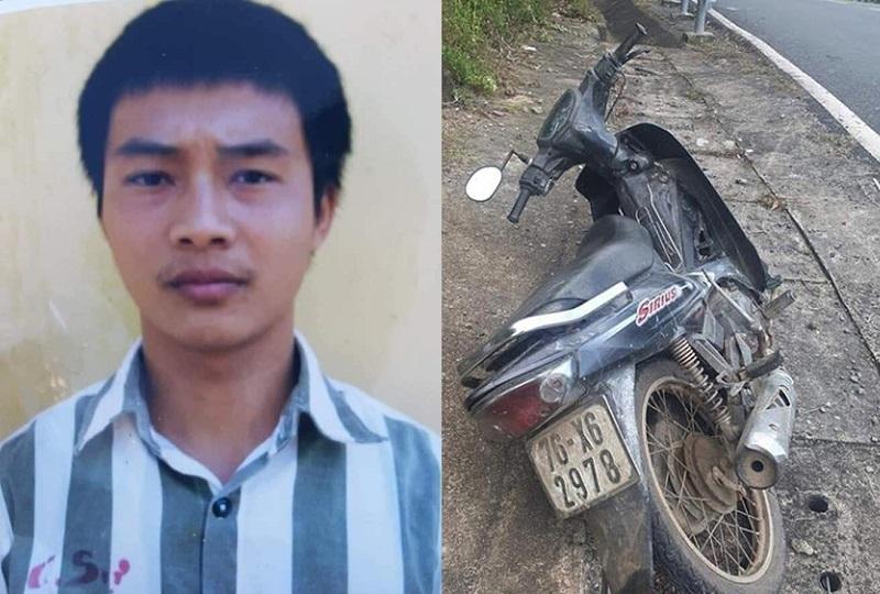 Vụ phạm nhân giết người vượt ngục lần 2: Triệu Quân Sự trộm xe máy tại trại vịt - Ảnh 1