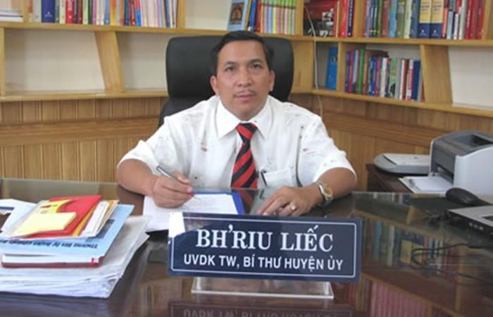 Quảng Nam: Bí thư huyện ủy ở Tây Giang xin nghỉ hưu trước 5 năm - Ảnh 1