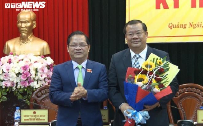 Chủ tịch tỉnh Trần Ngọc Căng nghỉ hưu trước tuổi, ai được phân công điều hành UBND tỉnh Quảng Ngãi? - Ảnh 1