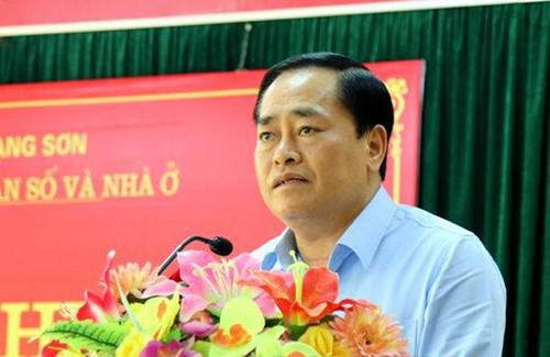 Ông Hồ Tiến Thiệu được bầu giữ chức Chủ tịch UBND tỉnh Lạng Sơn - Ảnh 1