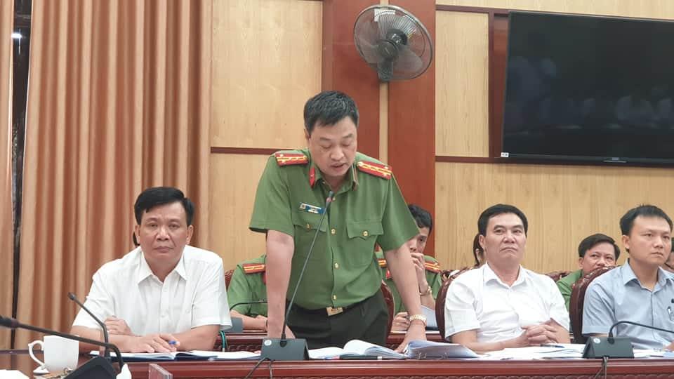 Khởi tố 2 phóng viên cùng nhóm đối tượng tống tiền 5 tỷ Phó Chủ tịch huyện ở Thanh Hóa - Ảnh 1