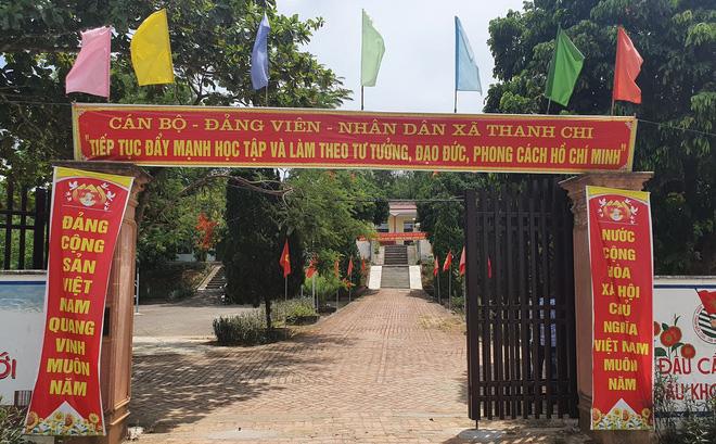 """Lộ clip """"nóng"""" với nữ Chủ tịch Hội Nông dân, Chủ tịch xã ở Nghệ An xin nghỉ việc - Ảnh 1"""