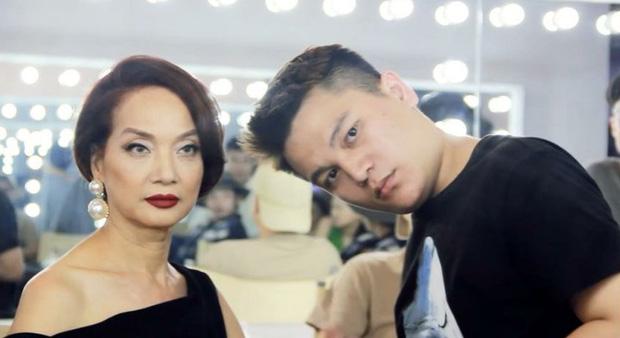 """NSND Lê Khanh """"lột xác"""" táo bạo trong series """"bom tấn"""" của """"Gái già lắm chiêu"""" - Ảnh 1"""