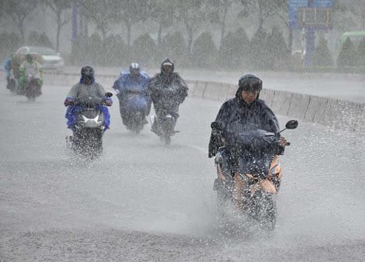 Tin tức dự báo thời tiết mới nhất hôm nay 21/7: Miền Bắc mưa lớn, nhiều nơi mưa đá - Ảnh 1
