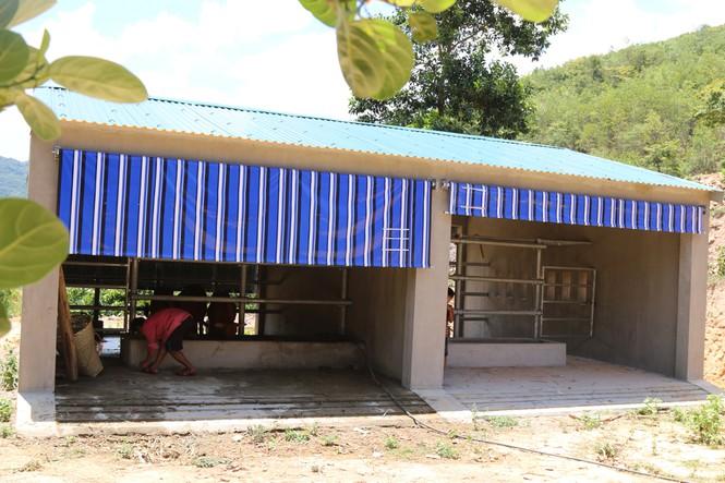Choáng ngợp những chuồng bò khang trang có tổng trị giá hơn chục tỷ đồng ở Nghệ An - Ảnh 9