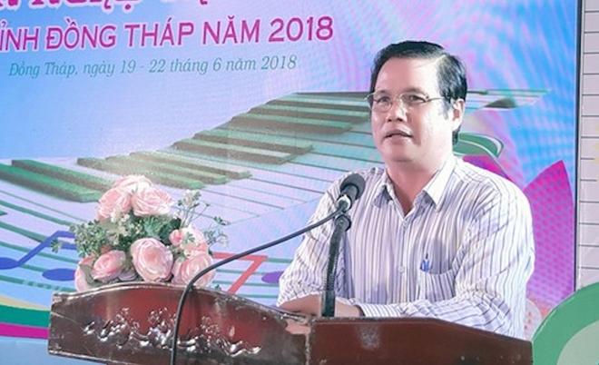 Vì sao Phó Giám đốc sở Văn hóa, Thể thao và Du lịch tỉnh Đồng Tháp bị truy tố? - Ảnh 1