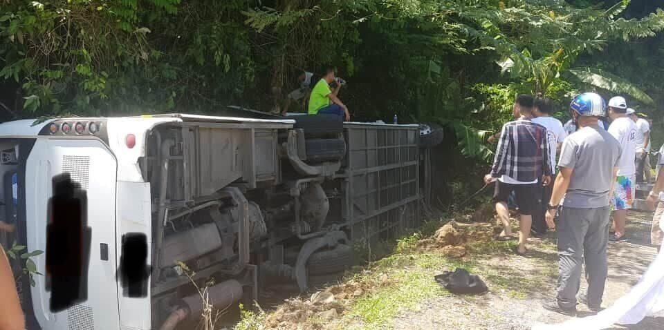 Yêu cầu điều tra nguyên nhân vụ tai nạn thảm khốc 13 người chết ở Quảng Bình - Ảnh 1