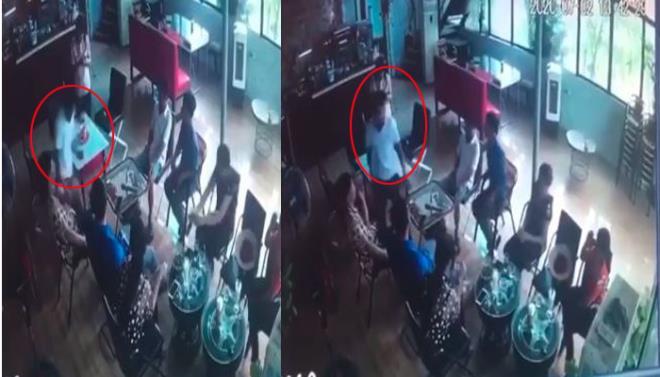 Vụ đâm chết người trong quán cà phê ở Hà Nội: Hé lộ nguyên nhân bất ngờ - Ảnh 1
