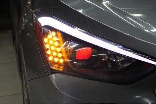 Từ năm 2020, không bật đèn xi nhan có thể bị phạt 5 triệu đồng - Ảnh 1