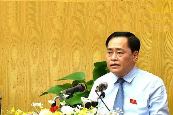 Chân dung tân Chủ tịch UBND tỉnh Lạng Sơn - Ảnh 1