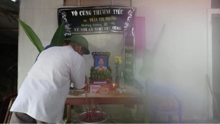 Một người phụ nữ bị rắn độc cắn tử vong dưới chân núi Hồng Lĩnh - Ảnh 1