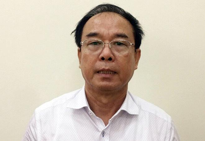 Truy tố cựu Phó chủ tịch UBND TP.HCM Nguyễn Thành Tài  - Ảnh 1